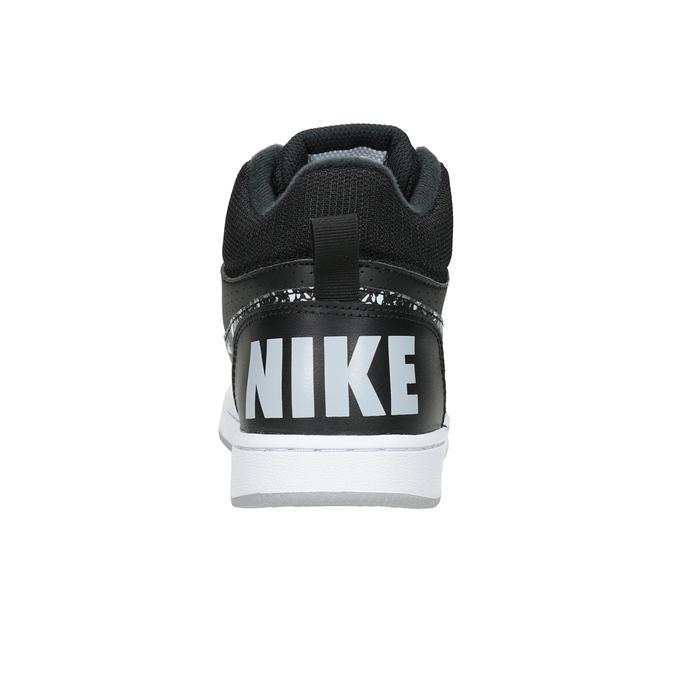 Knöchelhohe Kinder-Sneakers nike, Schwarz, 401-0532 - 16