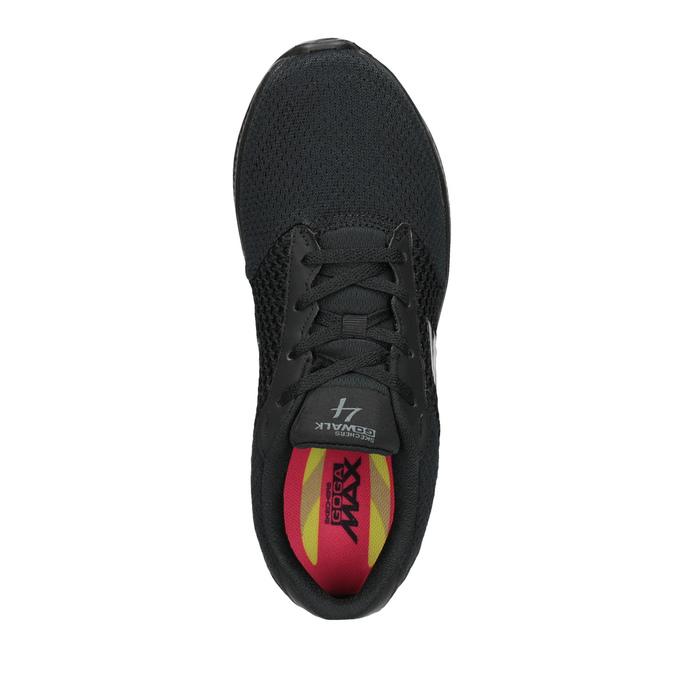 Schwarze Damen-Sneakers skechers, Schwarz, 509-6325 - 15