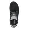 Herren-Sneakers aus Leder merrell, Schwarz, 803-6571 - 15