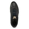 Herren-Winter-Sneakers bata, Schwarz, 846-6646 - 17
