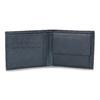 Herren-Geldbörse aus Leder bata, Blau, 944-9188 - 15
