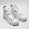 Weiße, knöchelhohe Sneakers diesel, Weiss, 501-6743 - 26