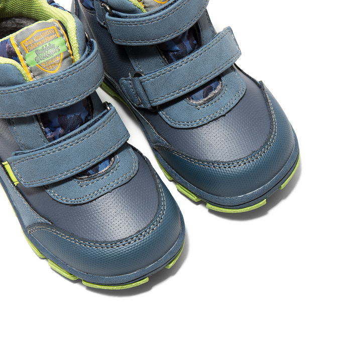 Stiefeletten für Kinder bubblegummer, Blau, 111-9623 - 14