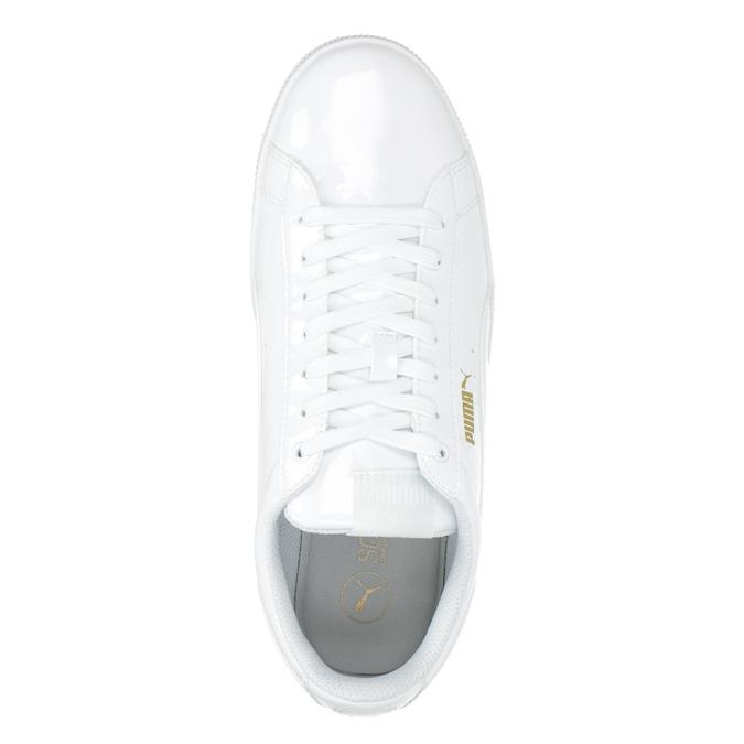 Weiße Damen-Sneakers mit Plattform puma, Weiss, 501-1159 - 15