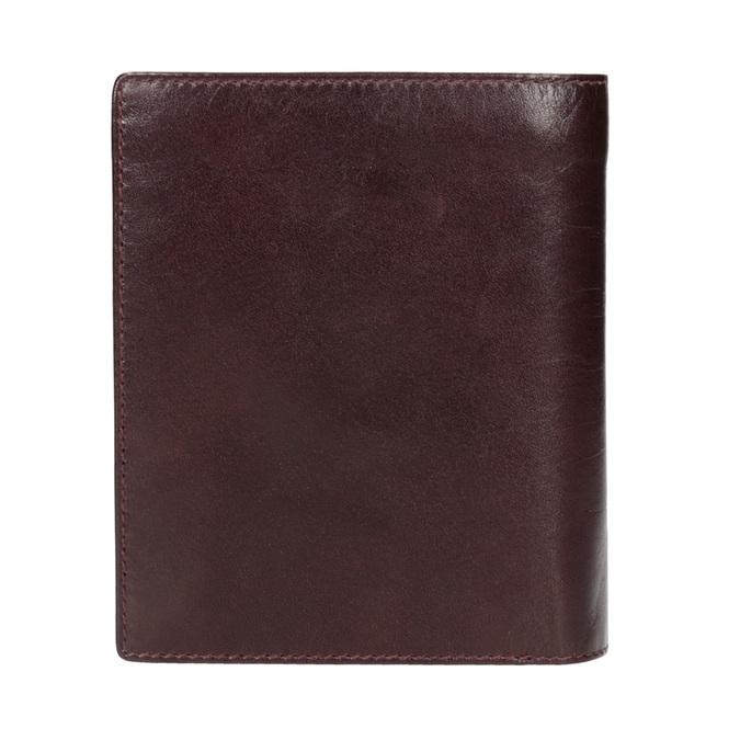 Geldbörse aus Leder bata, Braun, 944-4121 - 16