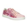 Rosa Sneakers mit Blumenmuster mini-b, 321-5219 - 13