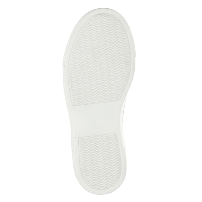 Mädchen-Sneakers aus Leder mit Blümchen mini-b, 326-5606 - 19