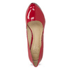 Rote Pumps aus Lackleder insolia, Rot, 728-5104 - 17