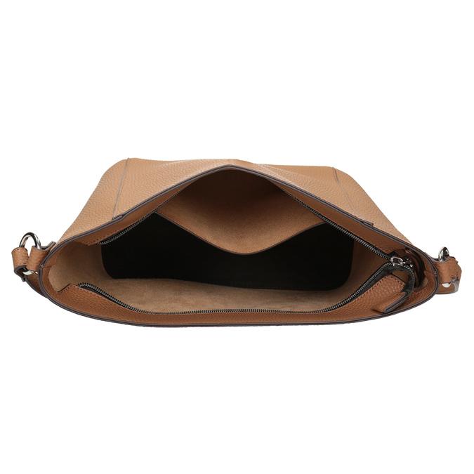 Braune Crossbody-Damenhandtasche bata, Braun, 961-4842 - 15