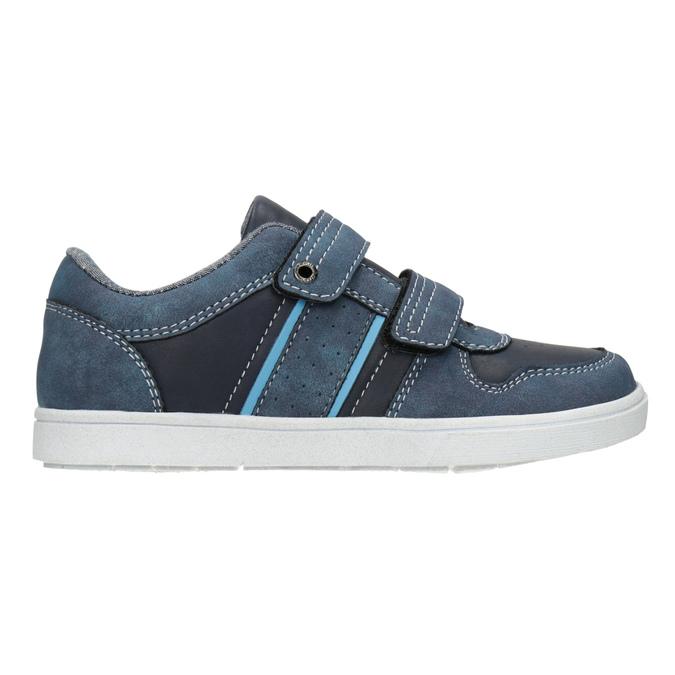 Blaue Kinder-Sneakers mini-b, 411-9101 - 26