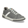 Kinder-Sneakers mit Perforation mini-b, Grau, 411-2102 - 13