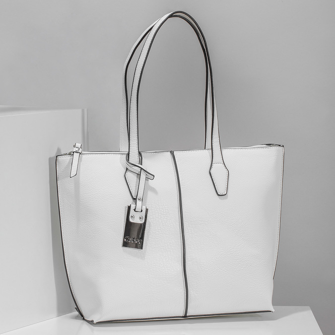 9611016 gabor-bags, Weiss, 961-1016 - 17