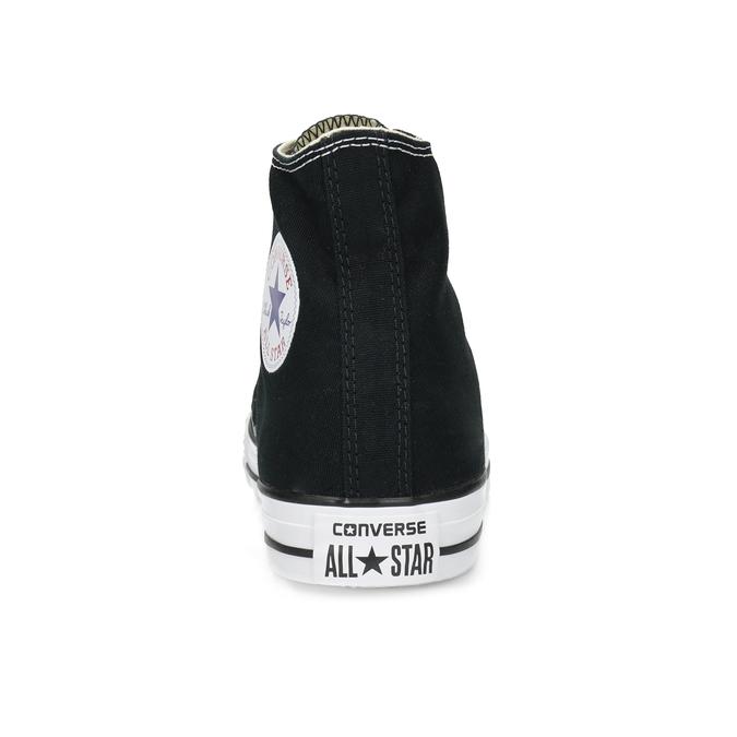 Knöchelhohe Damen-Sneakers converse, Schwarz, 589-6278 - 15