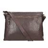 Herrentasche aus Leder bata, Braun, 964-4235 - 26