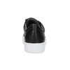 Schwarze Leder-Sneakers vagabond, Schwarz, 624-6014 - 15